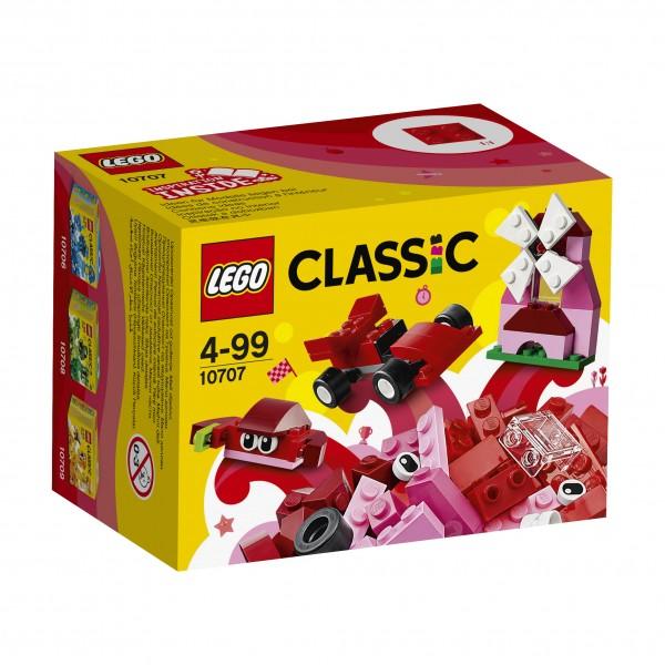 LEGO® Classic 10707 Kreativ-Box Rot