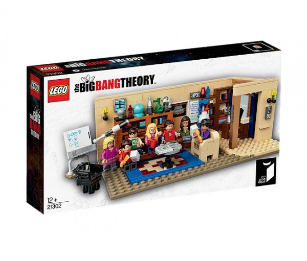 LEGO® Ideas 21302 The Big Bang Theory