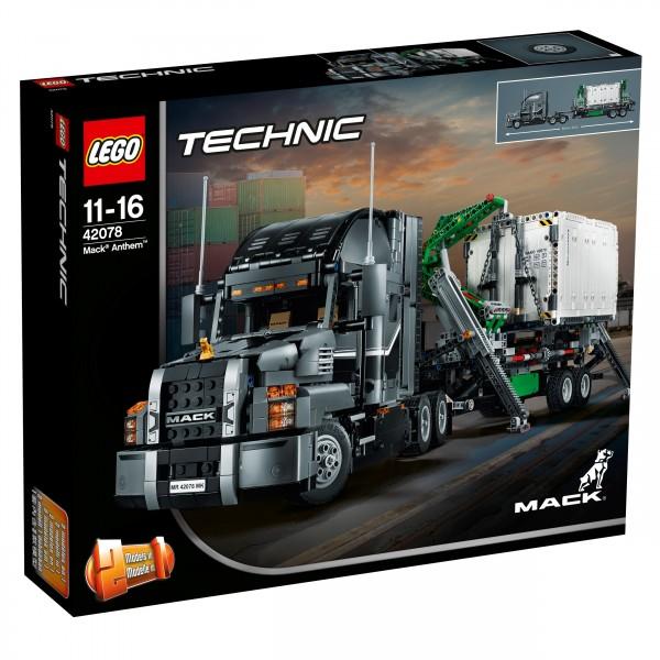 LEGO® Technic 42078 Mack® Anthem