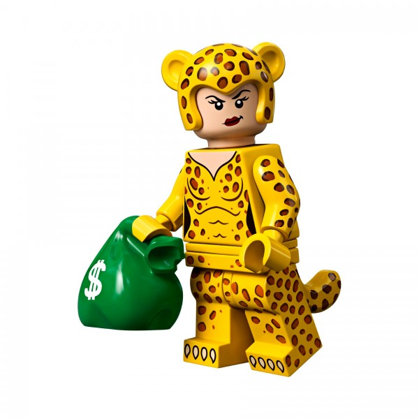 LEGO® DC Super Heroes Minifigur 71026-06: The Cheetah™