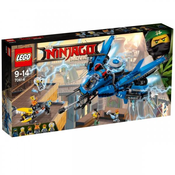 LEGO® Ninjago Movie 70614 Jay's Jet-Blitz