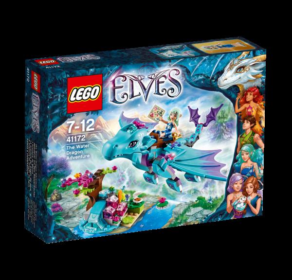 LEGO® Elves 41172 Abenteuer mit dem Wasserdrachen