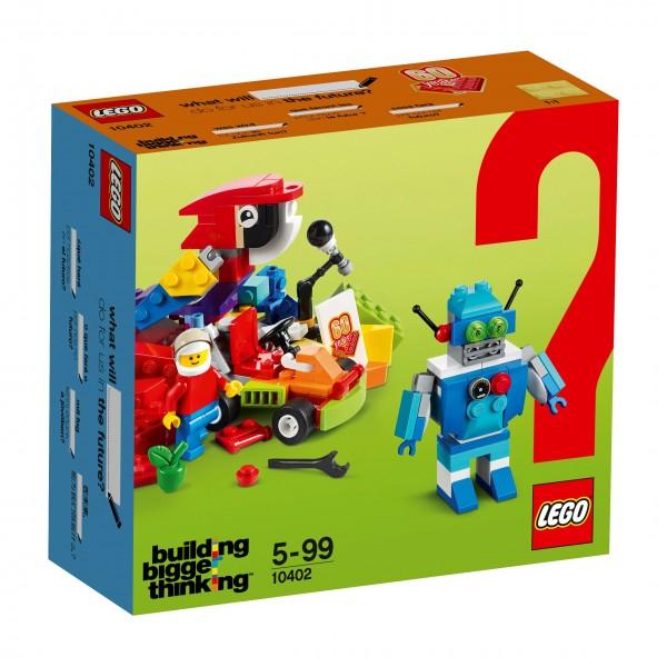LEGO® Classic 10402 Spaß in der Zukunft