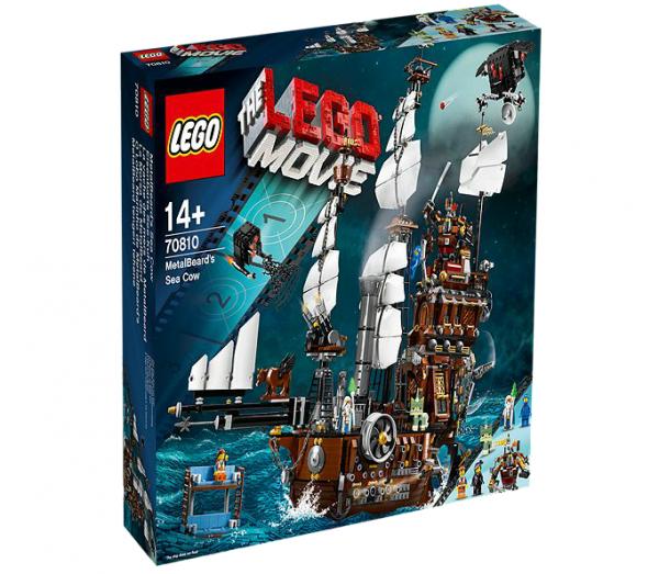 LEGO® Movie 70810 Eisenbarts See-Kuh