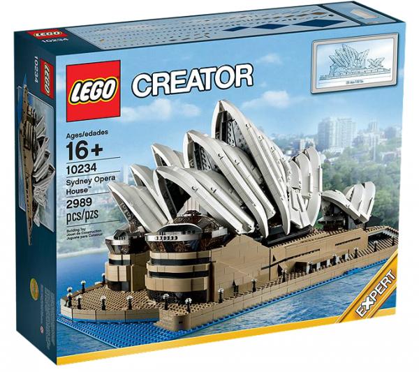 LEGO® 10234 Sydney Opera House