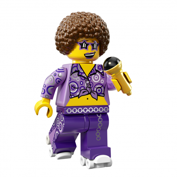 LEGO® Minifiguren Serie 13 - Disco Lady 71008-13