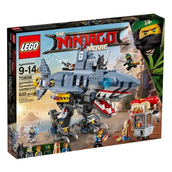 LEGO® NINJAGO® 70656 Garmadon, Garmadon, GARMADON!