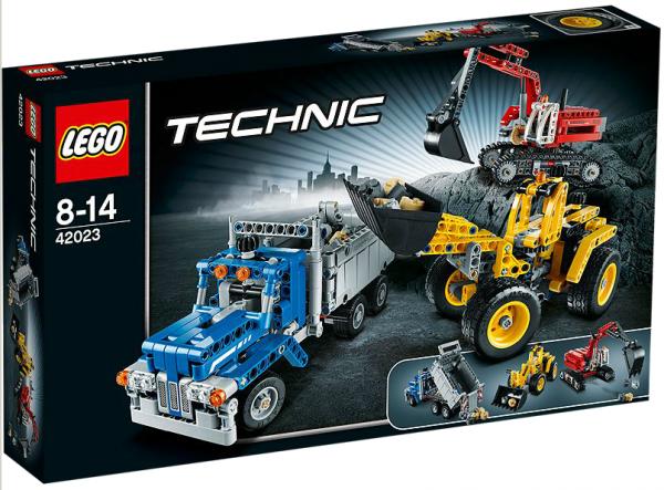 LEGO® Technic 42023 Baustellen-Set