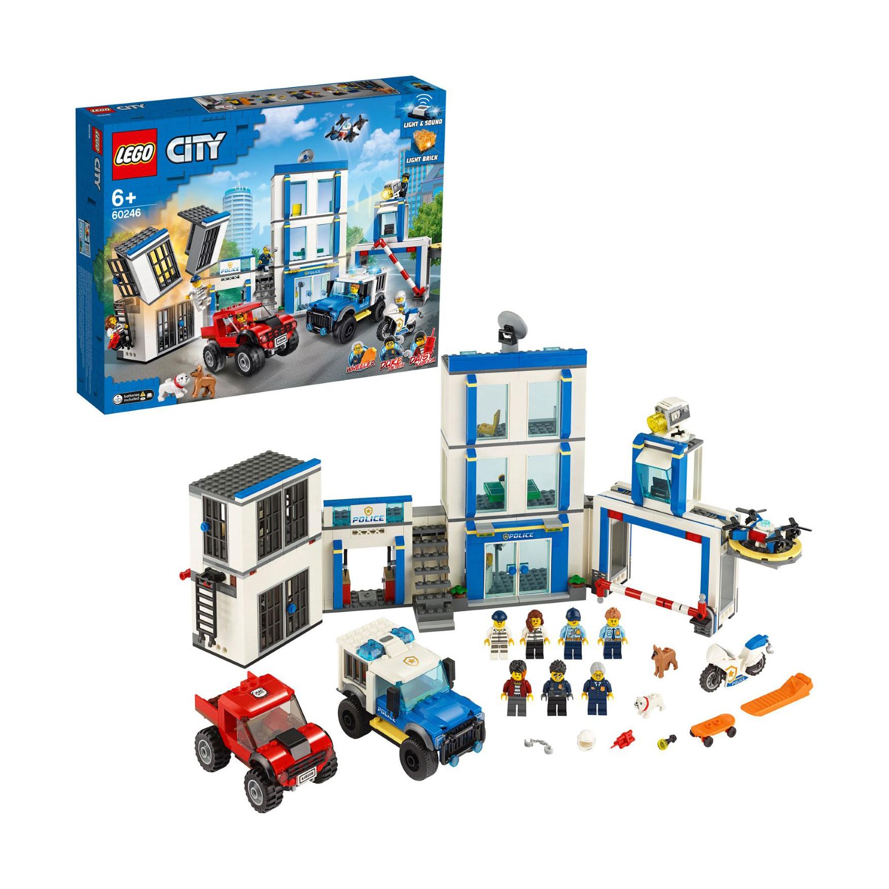 LEGO City Polizei Polizeistation (60246) ab € 69,99 (2020