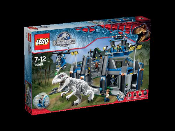 LEGO® Jurassic World 75919 Ausbruch des Indominus Rex