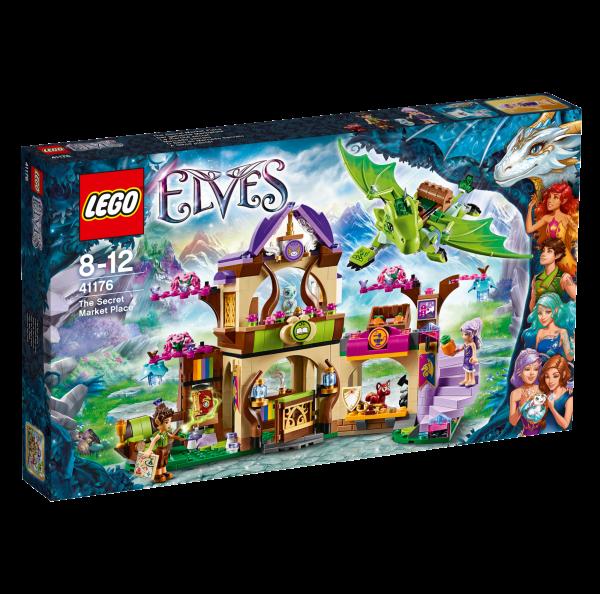 LEGO® Elves 41176 Der geheime Marktplatz