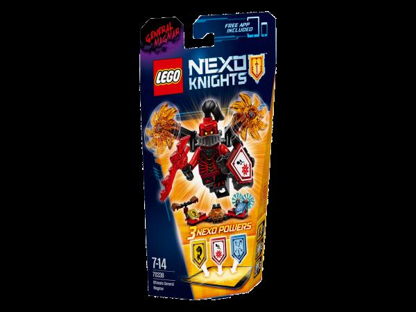 LEGO® Nexo Knights 70338 Ultimativer General Magmar