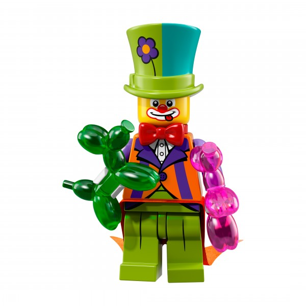 LEGO® 71021 Minifiguren Serie 18: Party-Clown 71021-04