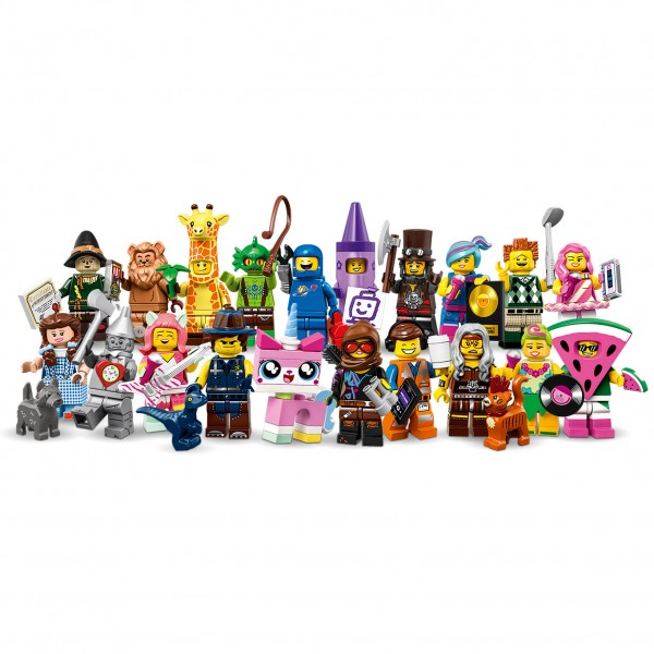 LEGO® 71023 THE LEGO® MOVIE 2 - alle 20 Figuren
