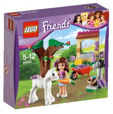 LEGO® Friends 41003 Olivias Fohlen
