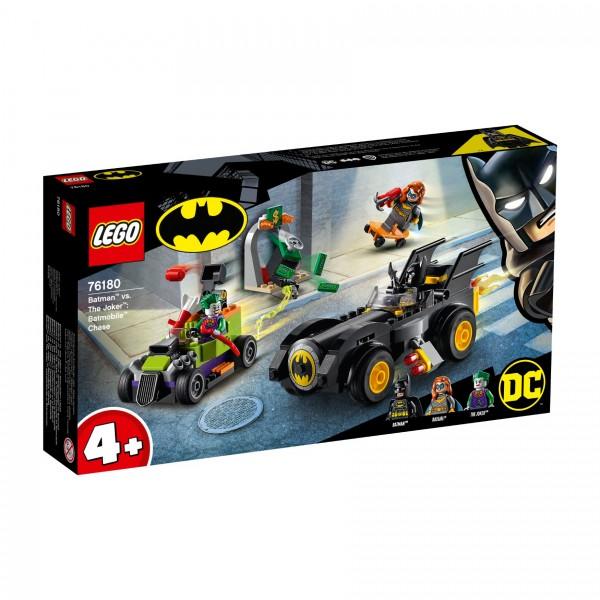 LEGO® DC Universe Super Heroes™ 76180 Batman™ vs. Joker™: Verfolgungsjagd im Batmobil