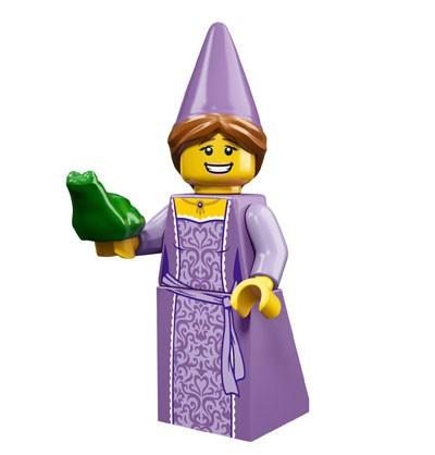 LEGO® Minifiguren Serie 12 - Fairytale Princess 71007-12