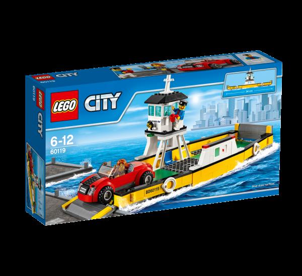 LEGO® CITY 60119 Fähre