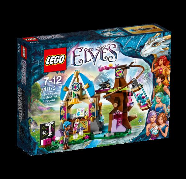 LEGO® Elves 41173 Drachenschule von Elvendale