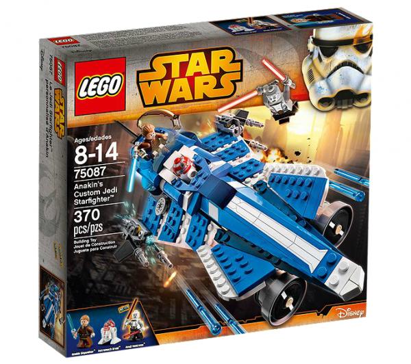 LEGO® Star Wars 75087 Anakin's Custom Jedi Starfighter