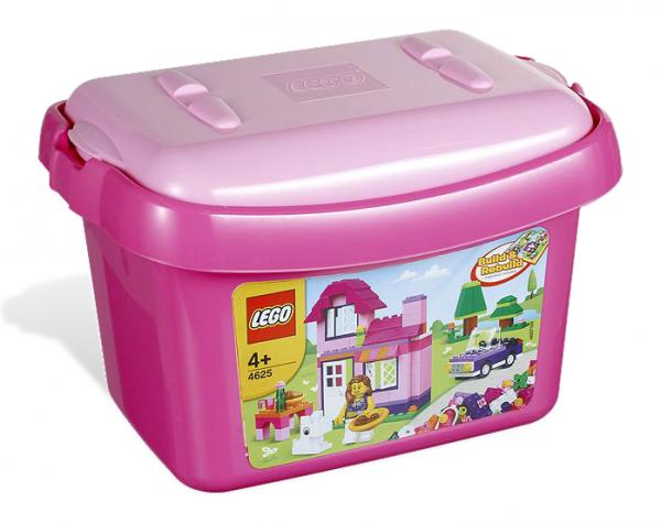 LEGO® 4625 Mädchen-Steinebox
