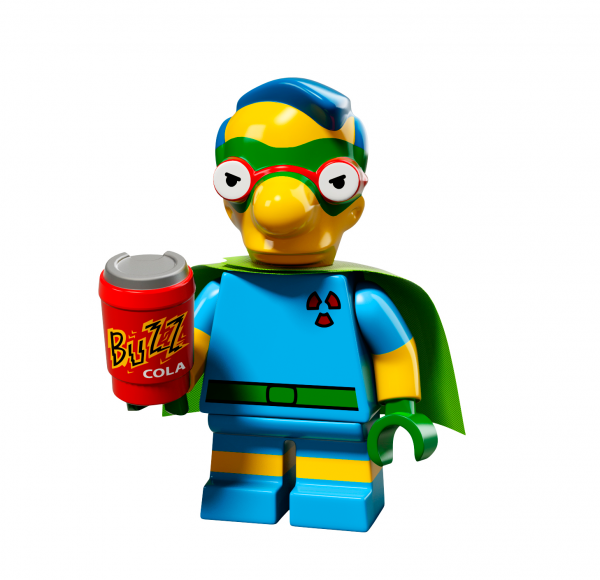 LEGO® The Simpsons Serie 2 - Milhouse van Houten 71009-06
