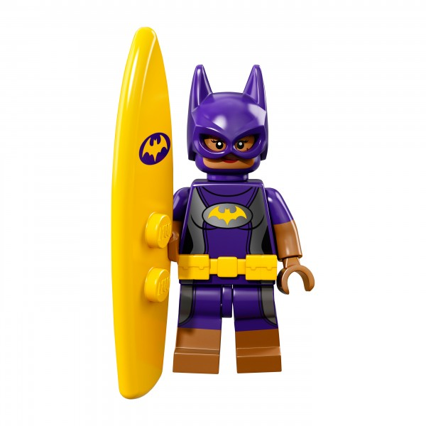 The LEGO® Batman Movie Minifigur Serie 2 - Ferien Batgirl 71020-09
