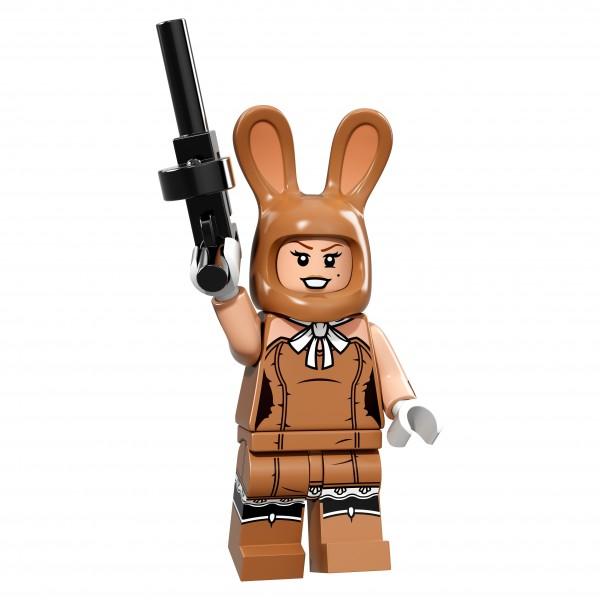 The LEGO® Batman Movie Minifigur - March Harriet 71017-17