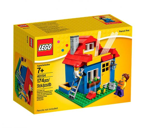 LEGO® 40154 Toller Stiftebecher