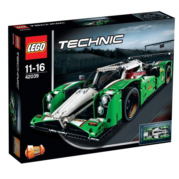LEGO® Technic 42039 Langstrecken-Rennwagen