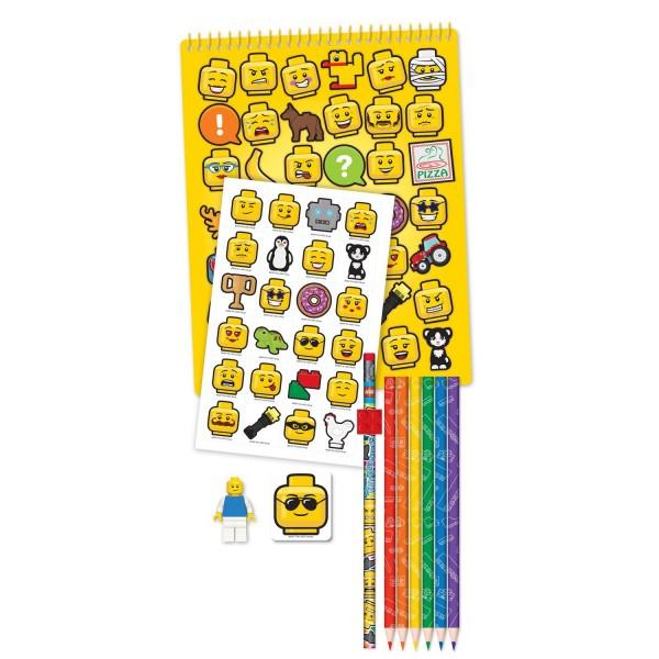 LEGO® Iconic 51180 Schreibwarenset 12-teilig