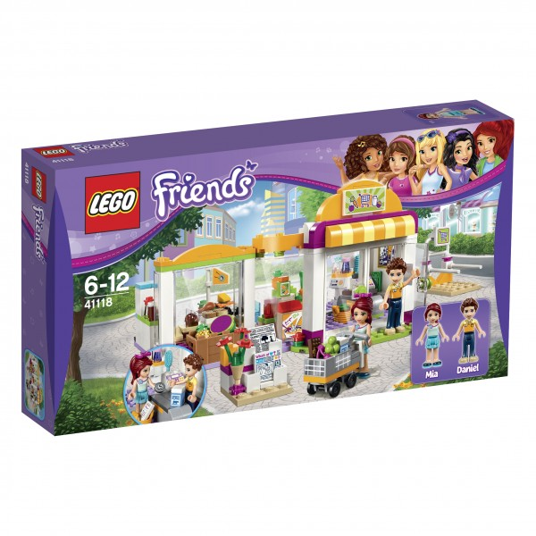 LEGO® Friends 41118 Heartlake Supermarkt