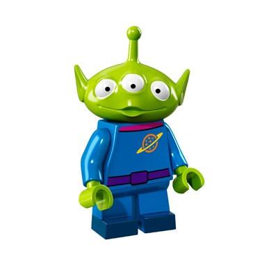 LEGO® Disney Minifiguren Serie 1 - Alien 71012-02