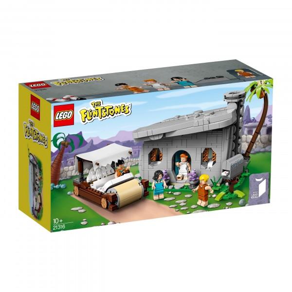 LEGO® Ideas 21316 The Flintstones - Familie Feuerstein
