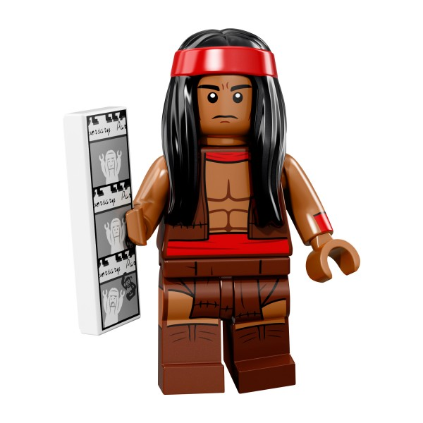 The LEGO® Batman Movie Minifigur Serie 2 - Apache Chief 71020-15