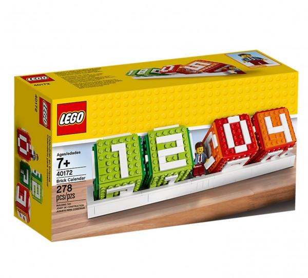 LEGO® 40172 Steine Kalender 2017