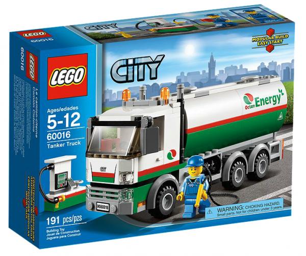 LEGO® CITY 60016 Tanklaster