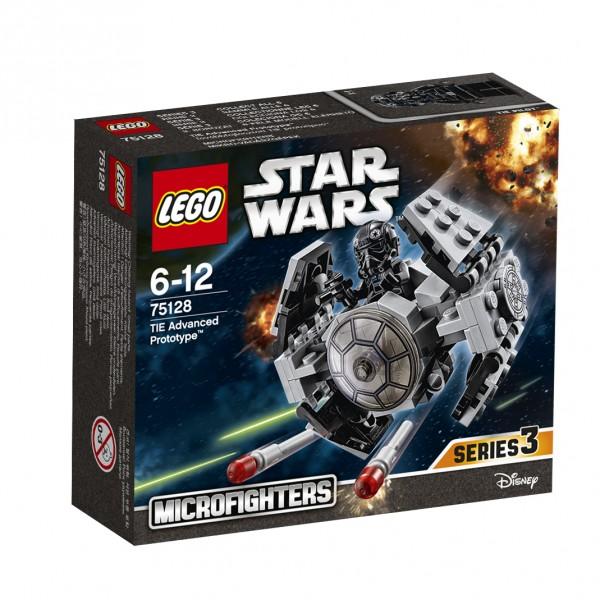 LEGO® Starwars 75128 TIE Advanced Prototype