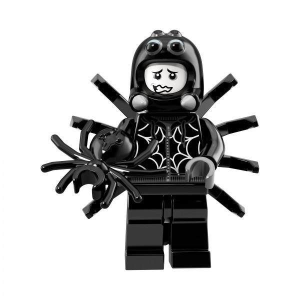 LEGO® 71021 Minifiguren Serie 18: Junge im Spinnenkostüm 71021-09