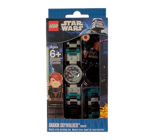 LEGO® Star Wars 9002052 Anakin Skywalker Minifiguren-Uhr