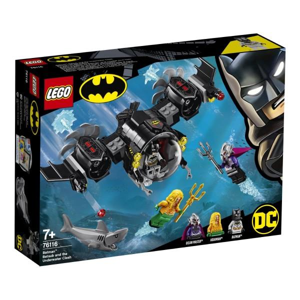 LEGO® DC Universe Super Heroes 76116 Batman™ im Bat-U-Boot