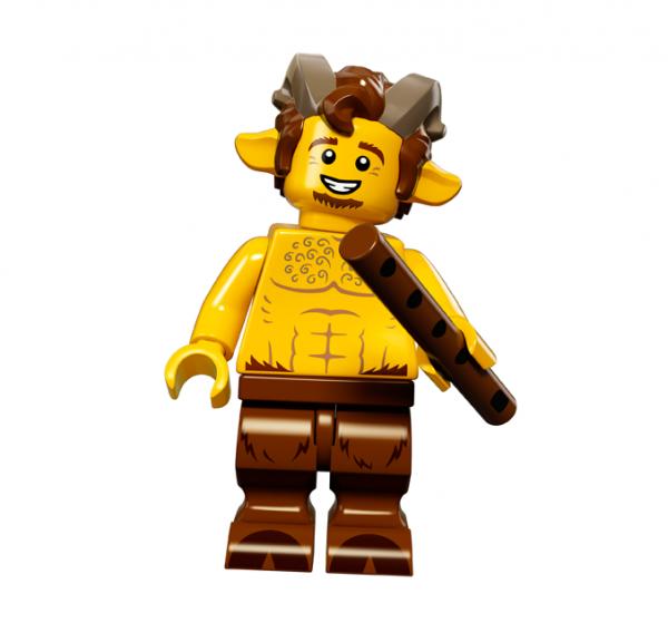 LEGO® Minifiguren Serie 15 - Gehörnter Waldgeist 71011-07
