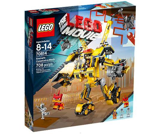 LEGO® Movie 70814 Emmets Roboter