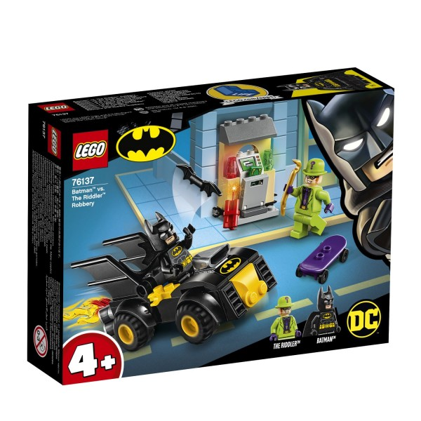 LEGO® DC Universe Super Heroes 76137 Batman™ vs. der Raub des Riddler™