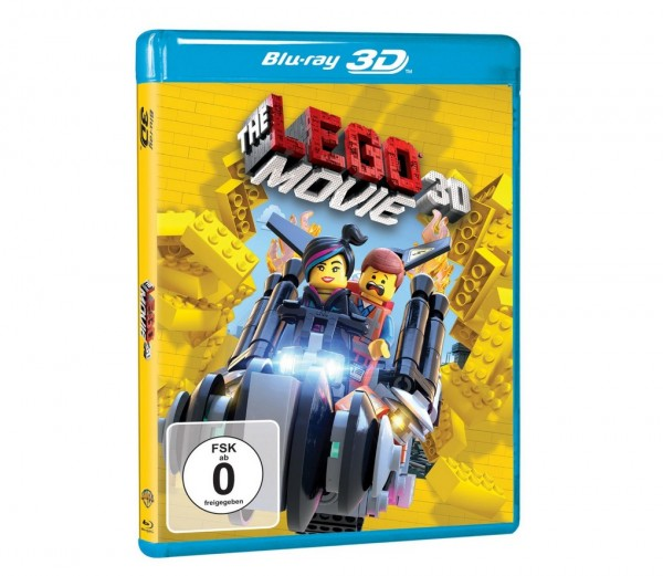 The LEGO® Movie 3D (Blu-ray)
