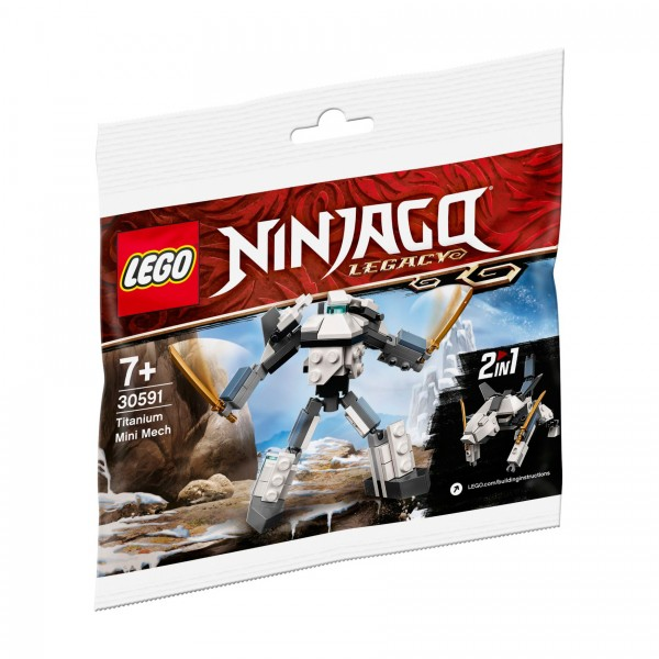 LEGO® NINJAGO® 30591 Mini-Titan-Mech