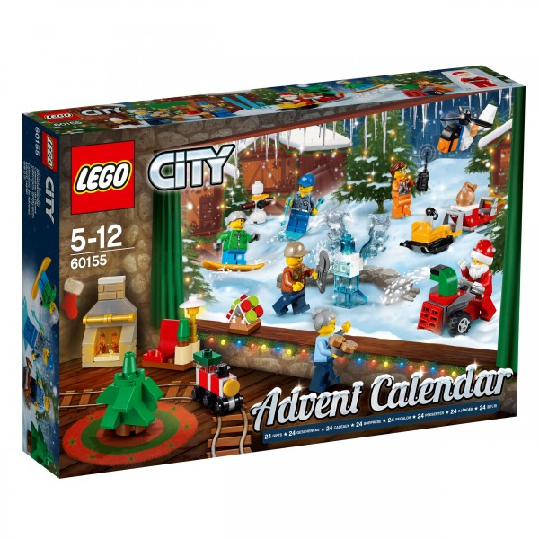 LEGO® CITY 60155 Adventkalender 2017
