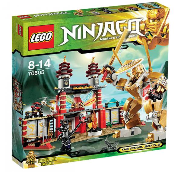 LEGO® Ninjago 70505 Tempel des Lichts
