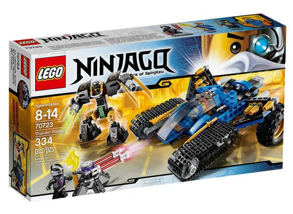 LEGO® Ninjago 70723 Donner-Räuber