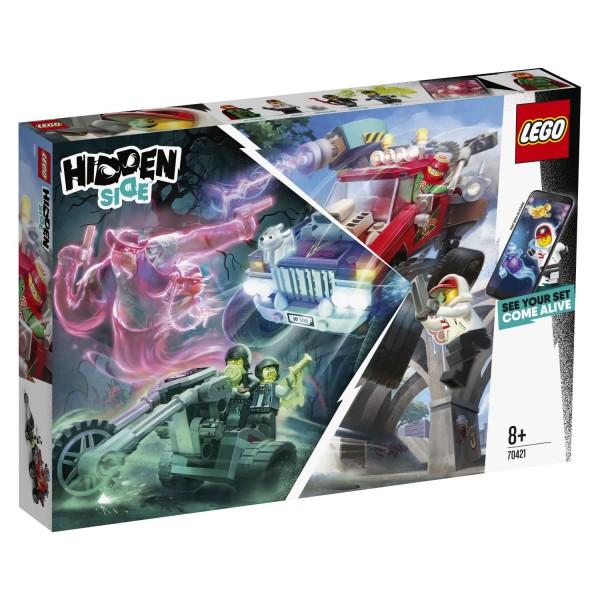 LEGO® Hidden Side™ 70421 El Fuegos Stunt-Truck